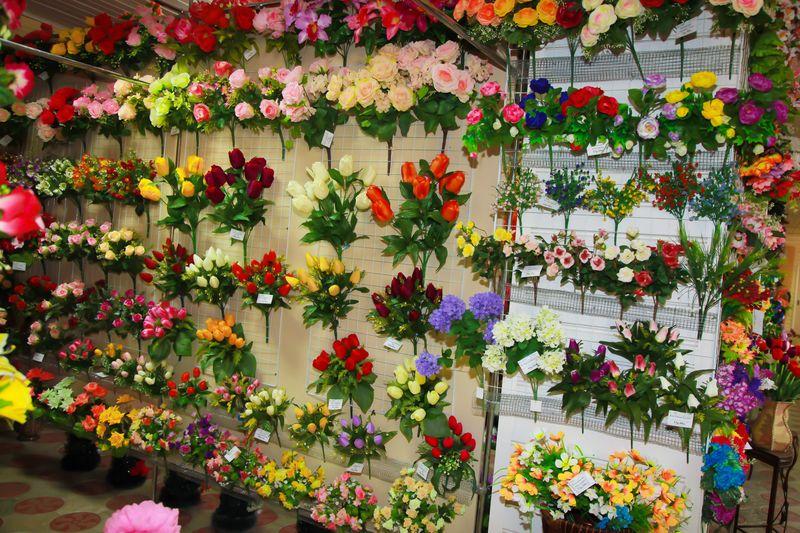 Купить искусственные цветы в белгороде